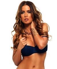 Alexa Varga in a bikini