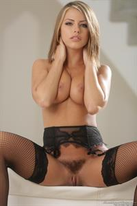 Adriana Chechik - pussy and nipples