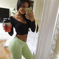 Katya Elise Henry taking a selfie
