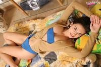 Svetlana Pashchenko in a bikini