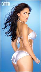 Carissa Rosario in lingerie