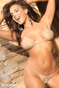 Mayra Veronica in a bikini