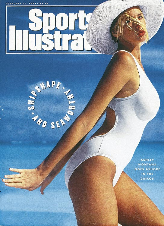 1991 Sports Illustrated Swimsuit Cover