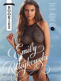 Emily Ratajkowski in a bikini