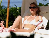 Sarah Michelle Gellar in a bikini