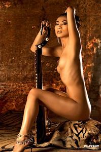 Bai Ling - breasts