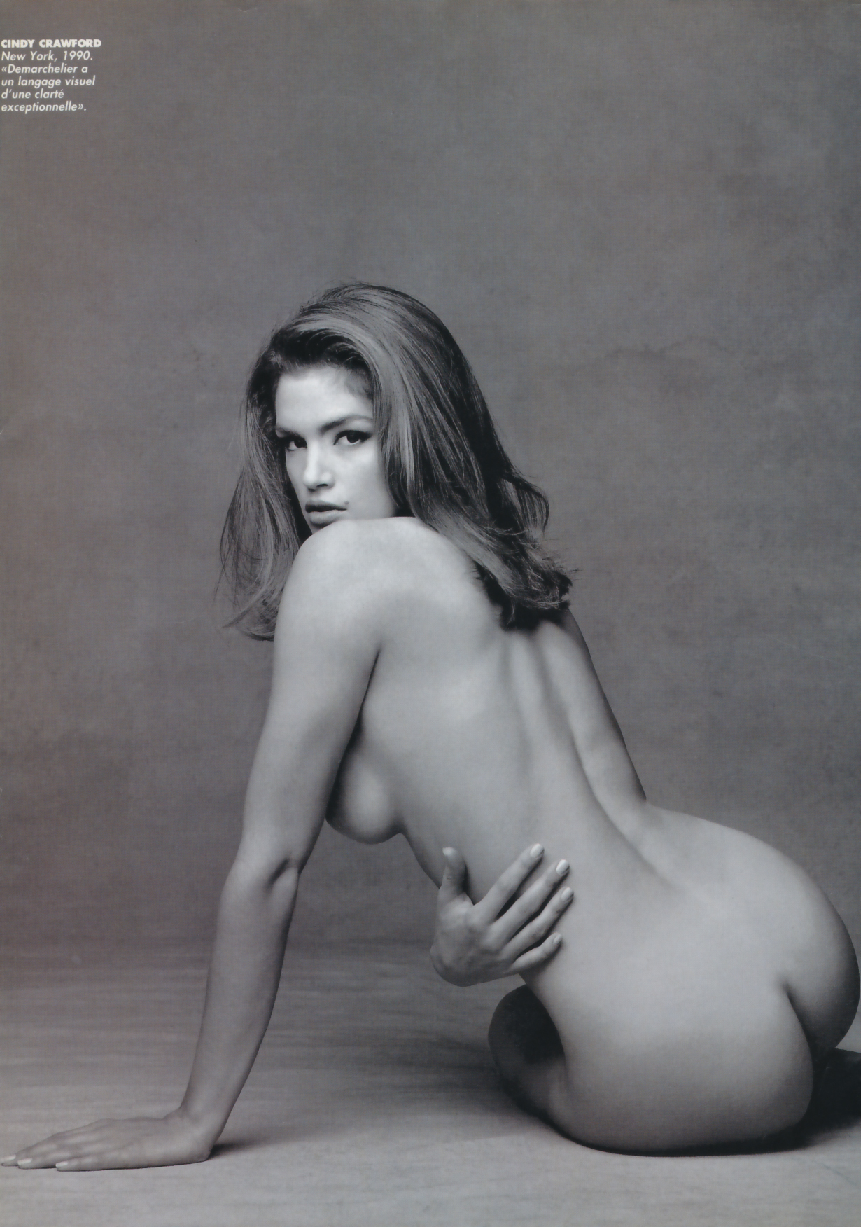 Cindy crawford nudes new pictures