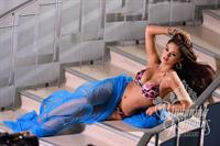 Pia Wurtzbach in a bikini