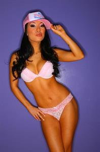 Asa Akira in lingerie