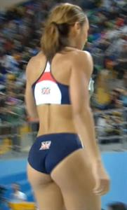 You have to love the Olympics!