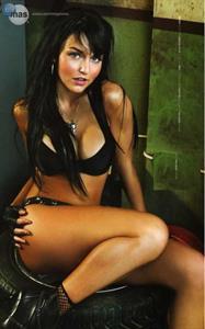 Angelique Boyer in a bikini
