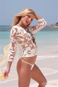 Neilla Feline in a bikini