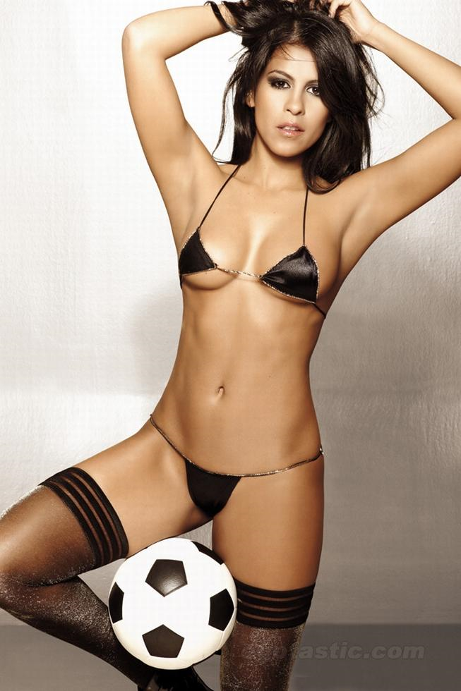 Angelica Camacho in lingerie