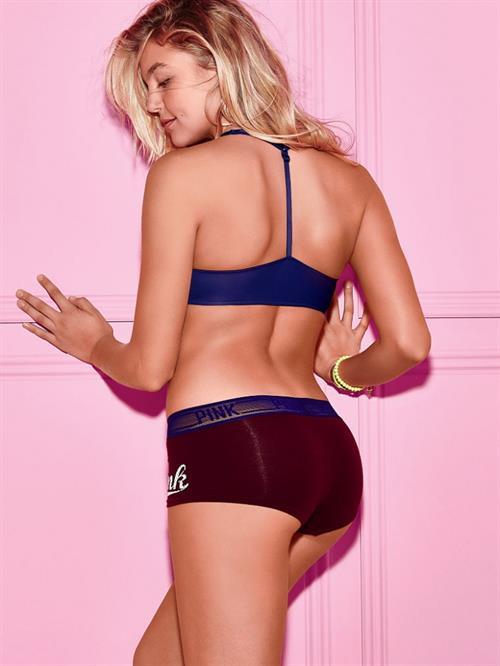 Rachel Hilbert in lingerie - ass