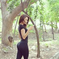 Yanet Garcia in Yoga Pants
