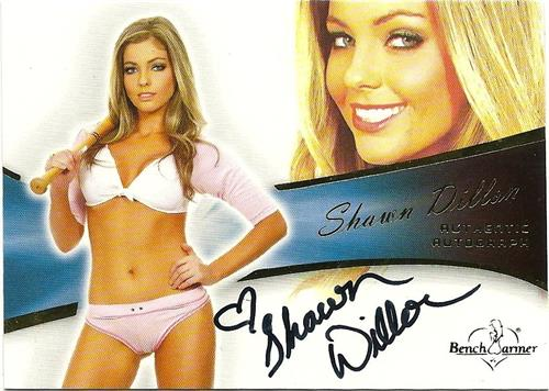Shawn Michelle Dillon in a bikini