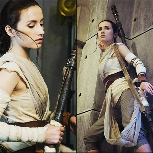 Natasha Firsakova as Rey