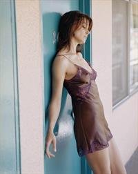 Bridget Moynahan in lingerie
