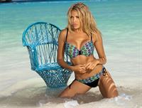 Tetyana Veryovkina in a bikini