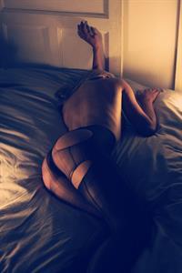 Chelsea Salmon in lingerie - ass