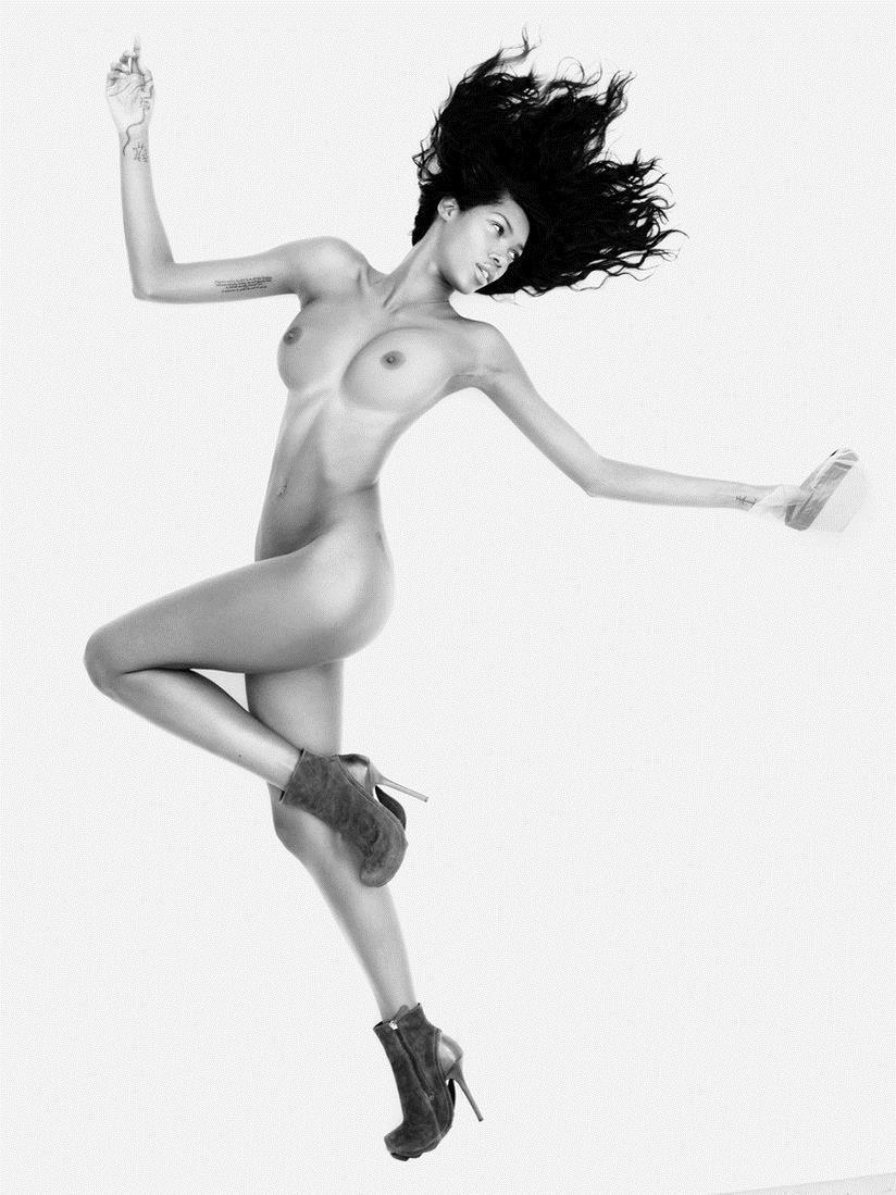 Jessica White  nackt