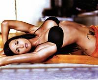 Federica Ridolfi in a bikini