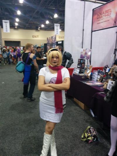 Phoenix Comic-Con pictures