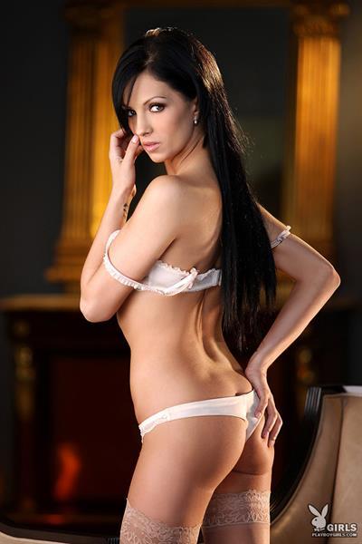 Kerryann Cusumano in lingerie - ass