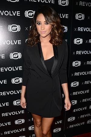 Shay Mitchell at the REVOLVE 10th Anniversary Party