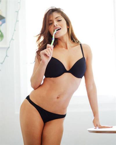 Sarah Shahi in lingerie