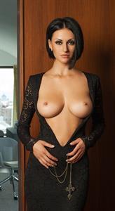 Yulia Pilushka - breasts