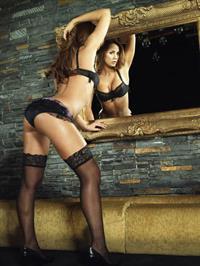 Krystal Forscutt in lingerie - ass