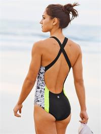 Allison Stokke in a bikini - ass