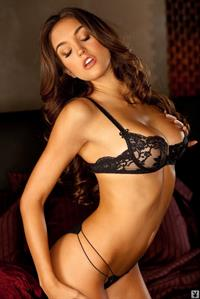 Jaclyn Swedberg in lingerie