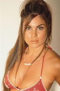 Nadia Bjorlin in a bikini