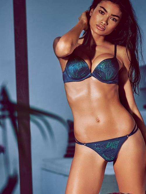 Kelly Gale in a bikini