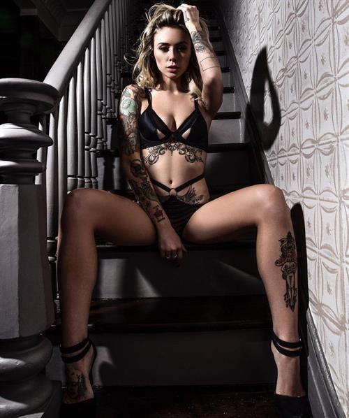 Alysha Nett in a bikini