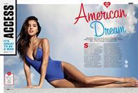 Ashley Sky in a bikini