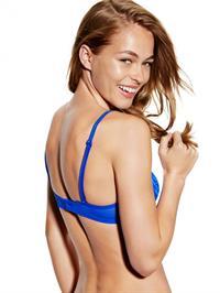 Caroline Kelley in lingerie