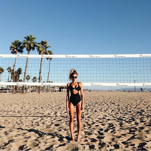 Sahara Ray in a bikini