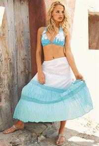 Jessica Roffey in a bikini