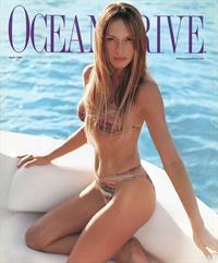 Melania Trump in a bikini
