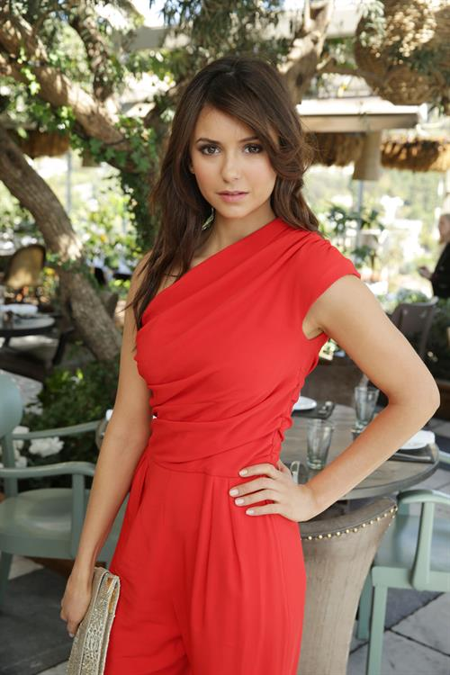 Nina Dobrev 2nd Annual 25 Most Powerful Stylists Luncheon, Mar 13, 2013