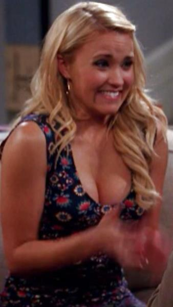 Emily Osment screencap from Two and a Half Men.