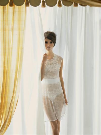 Jeísa Chiminazzo in lingerie