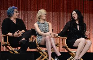 Laura Prepon at Hollywood's PaleyFest 2014, Honoring  Orange Is The New Black , Mar 14, 2014