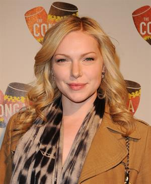 Laura Prepon at the grand opening of the Conga Room in Los Angeles