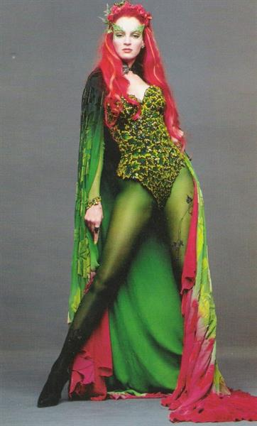 Uma Thurman as Poison Ivy