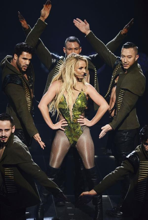 Britney Spears in AMF