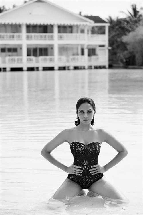 Sobhita Dhulipala in a bikini